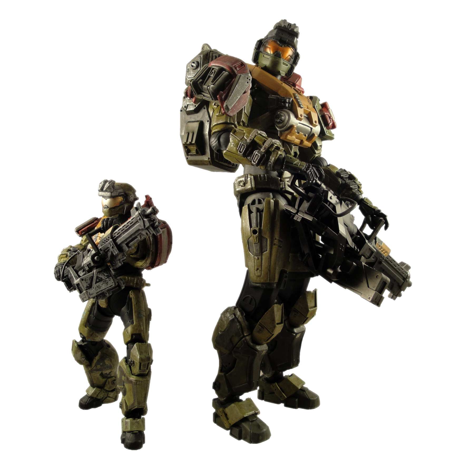 jorge halo reach armor - HD1750×1750
