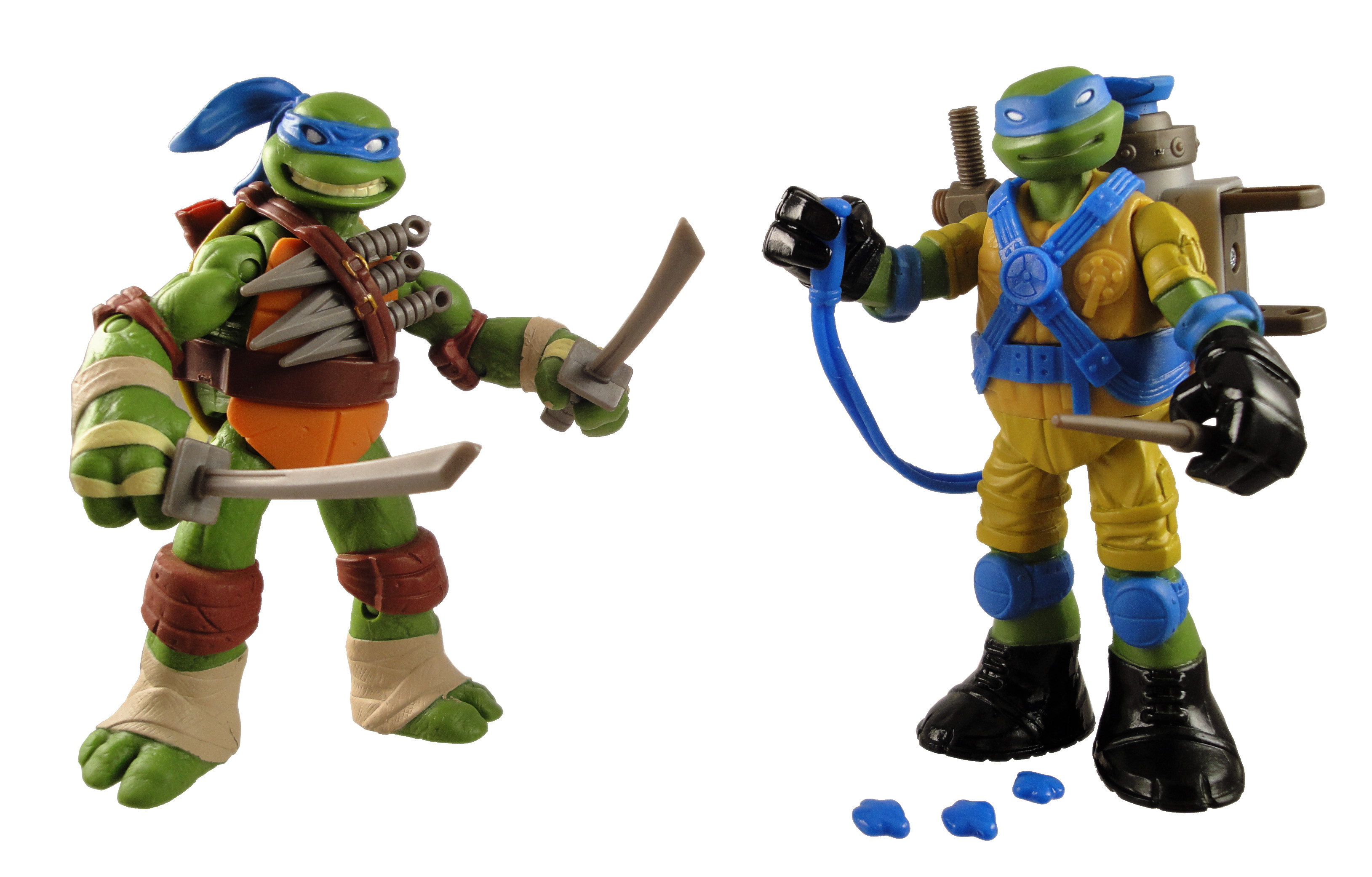 Ninja Turtles Toys : Review teenage mutant ninja turtles ooze launchin leo