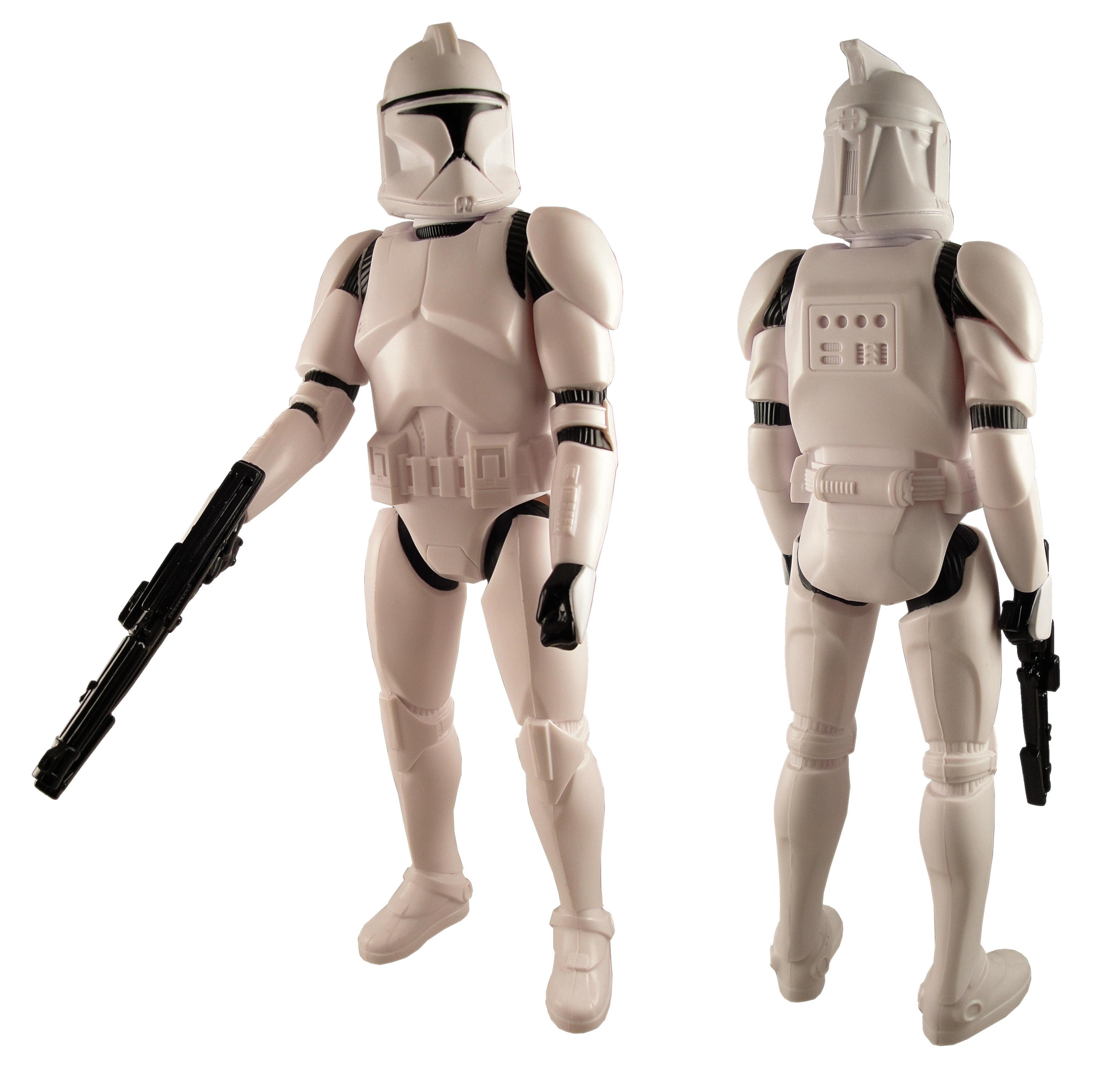 Review Star Wars Clone Trooper