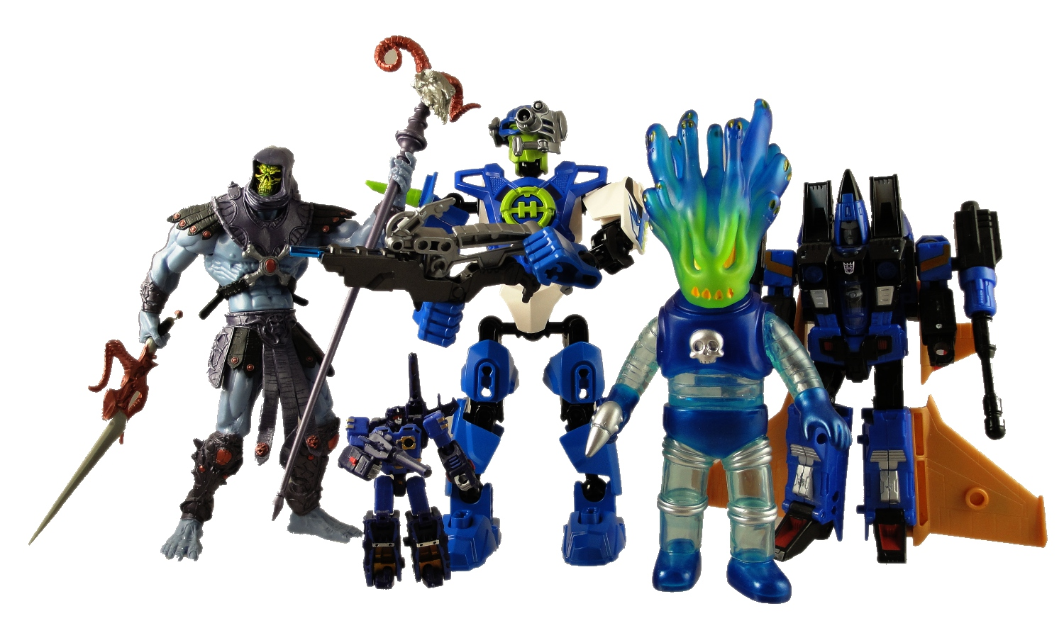 Review Lego Hero Factory Surge 20