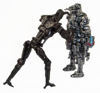 T 700 Terminator Review – Terminator Salvation 3.75-inch T-700
