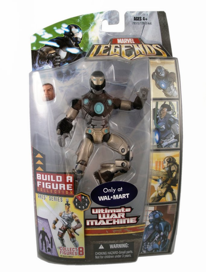 Review Marvel Legends Ultimate War Machine