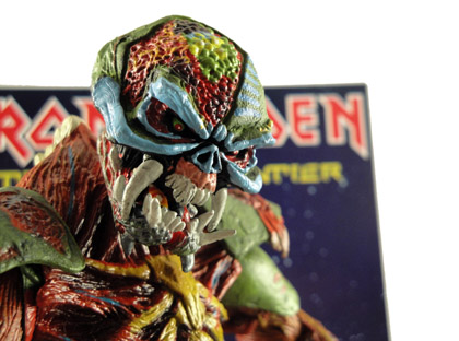 Review – Iron Maiden Final Frontier Eddie