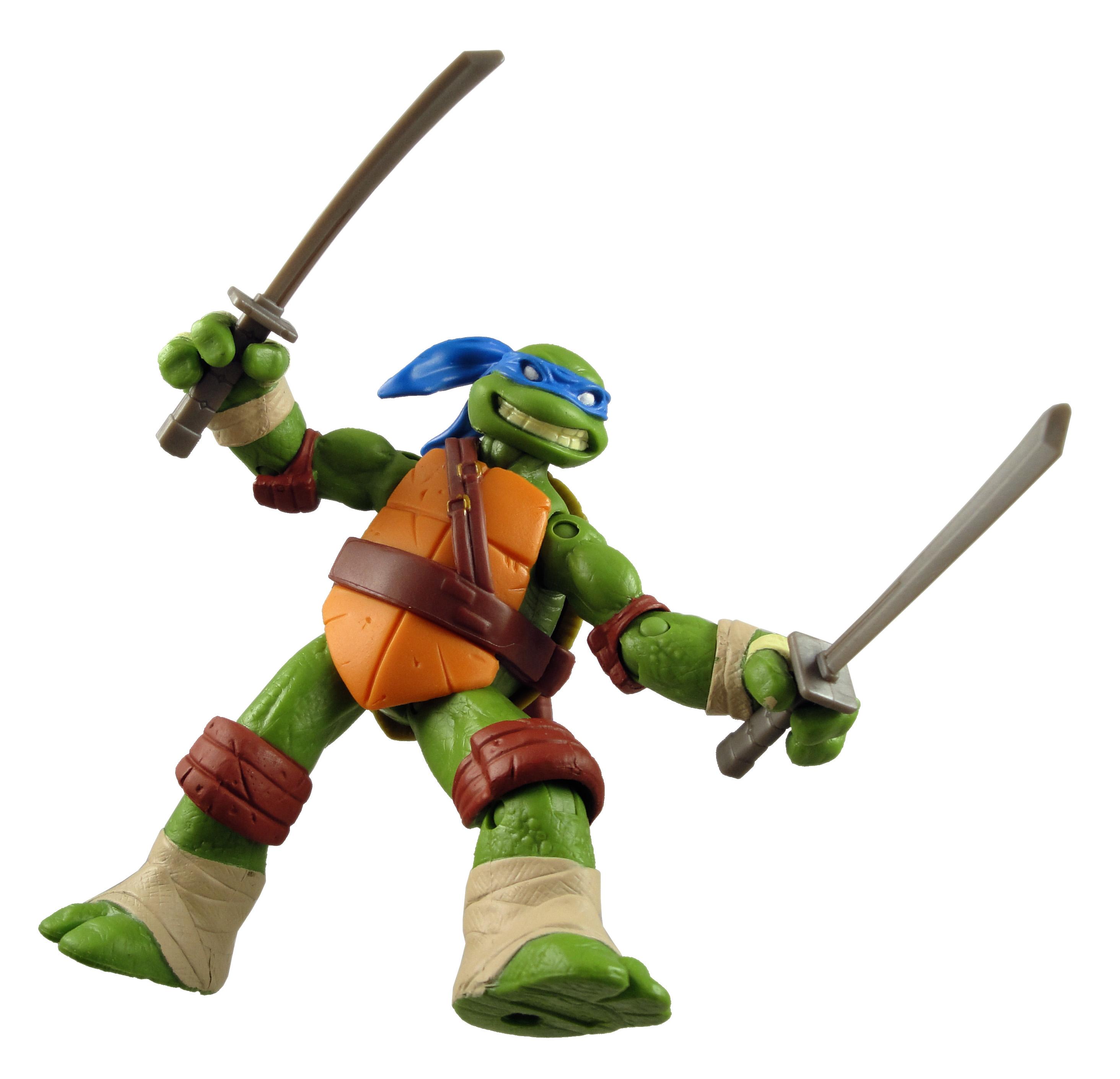 Review – Teenage Mutant Ninja Turtles Leonardo