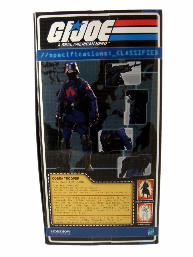 Review – G I  Joe 12″ Cobra Trooper