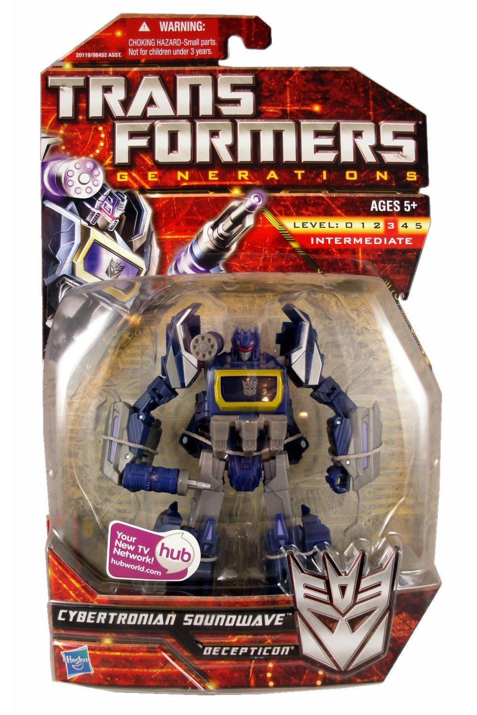 Amazon.com: Transformers Generations Fall Of Cybertron Series 1 ...