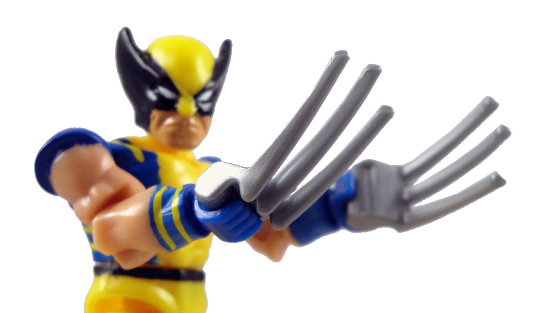 Review – Marvel MEGA Bloks Wolverine and Whiplash