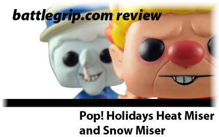 1bacd6e1762b8 Review – Pop! Holidays Heat Miser and Snow Miser