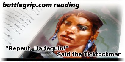 repent harlequin said the ticktockman sparknotes