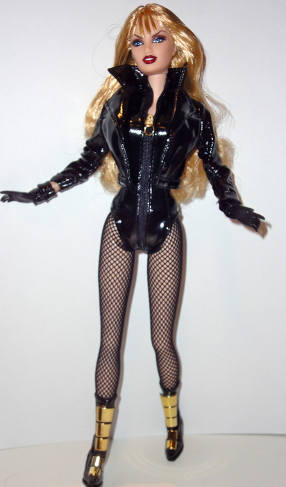 Guest Post Black Canary Barbie