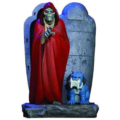 Thundercats on Affiliate Link     Thundercats Mumm Ra Statue