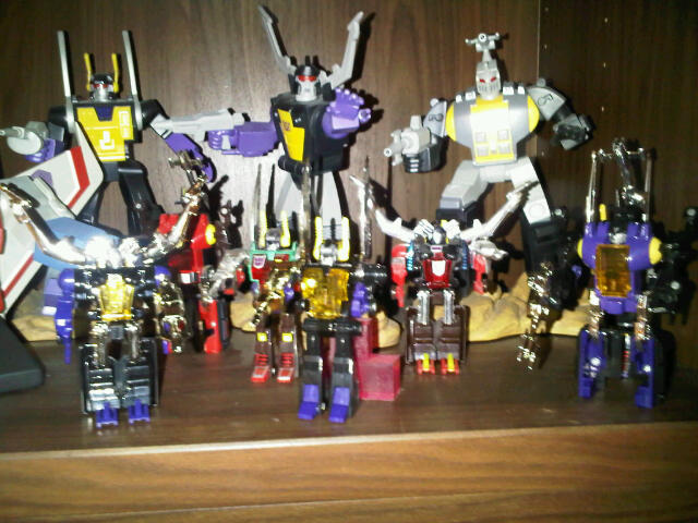 Transformers Universe Insecticons Transformers Insecticons Army