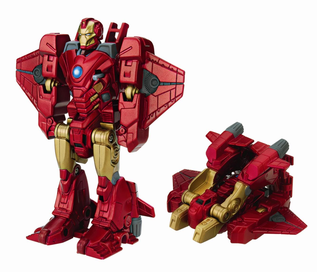 Transformer Man - Let It Roll
