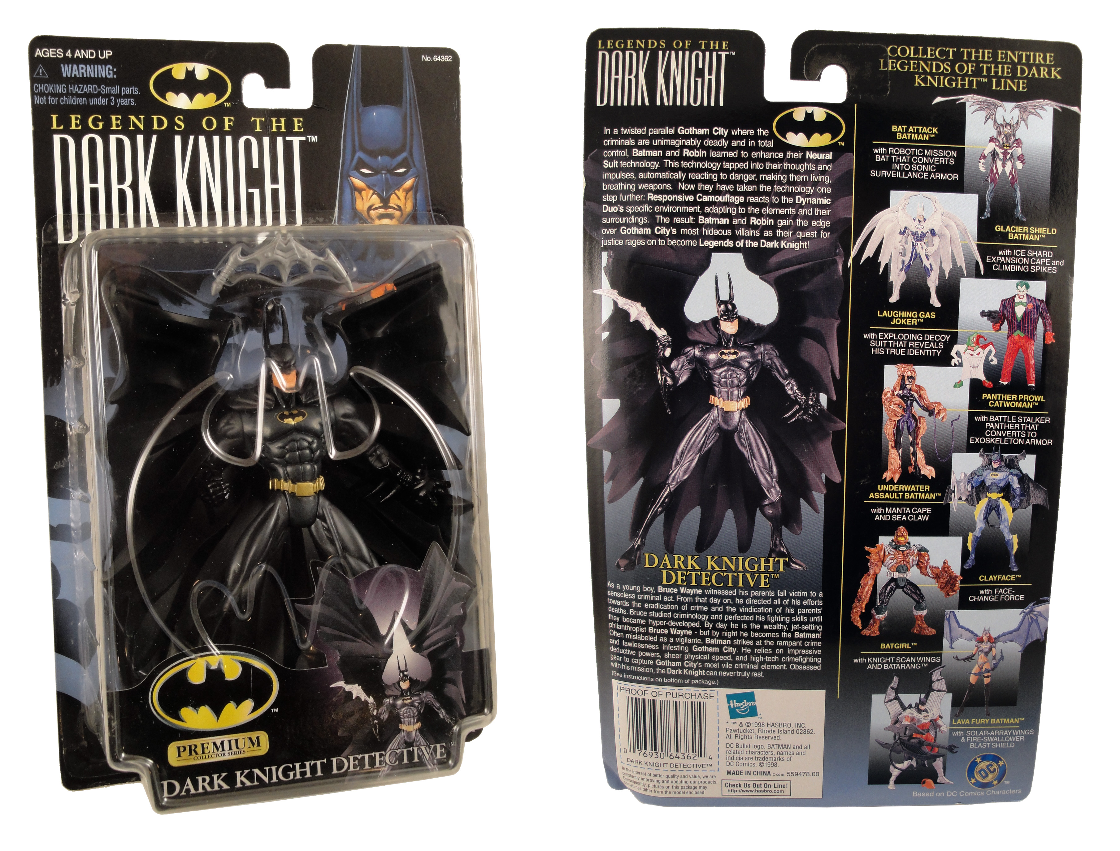 Review Legends Of The Dark Knight Dark Knight Detective