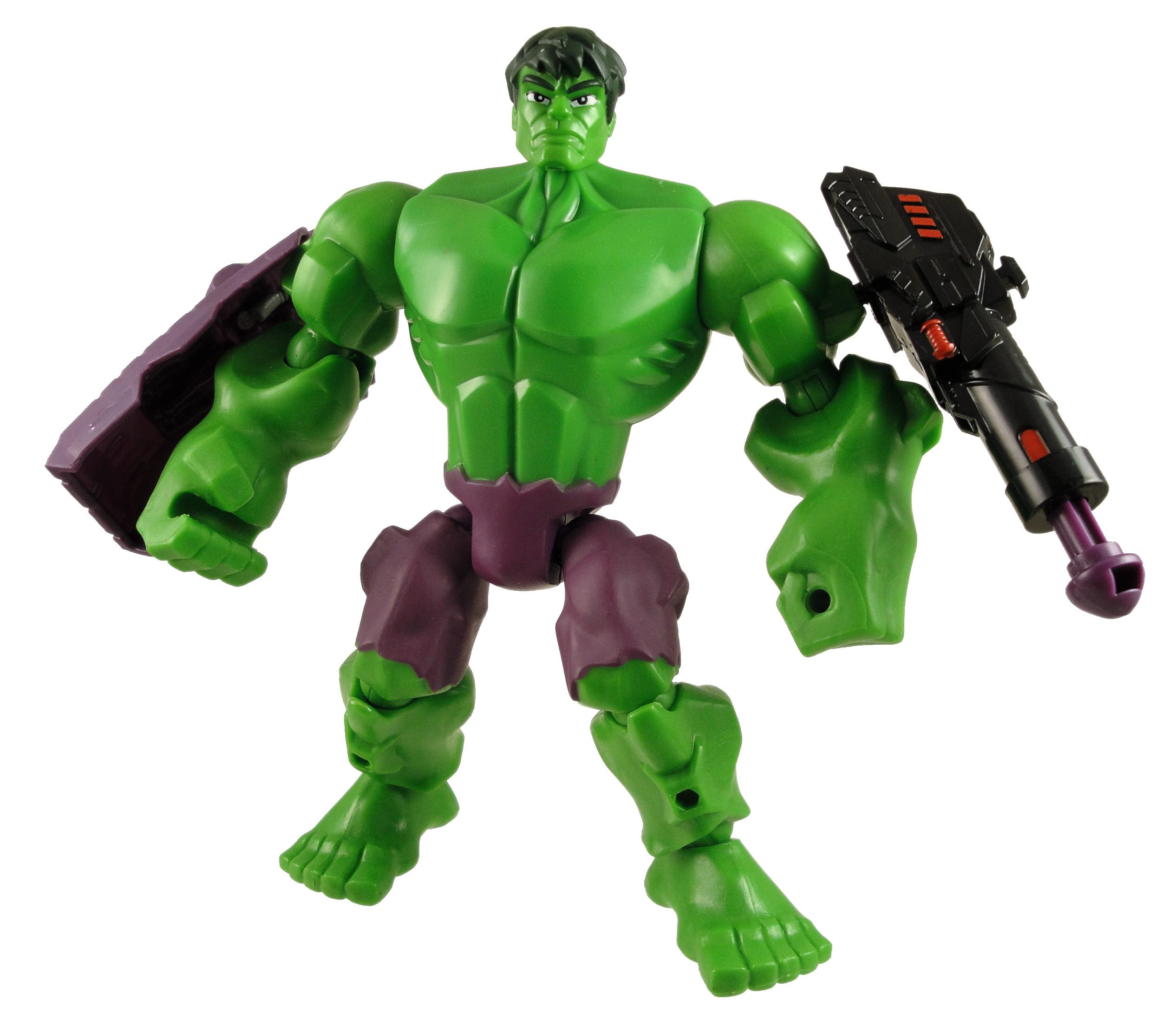 review marvel super hero mashers hulk. Black Bedroom Furniture Sets. Home Design Ideas