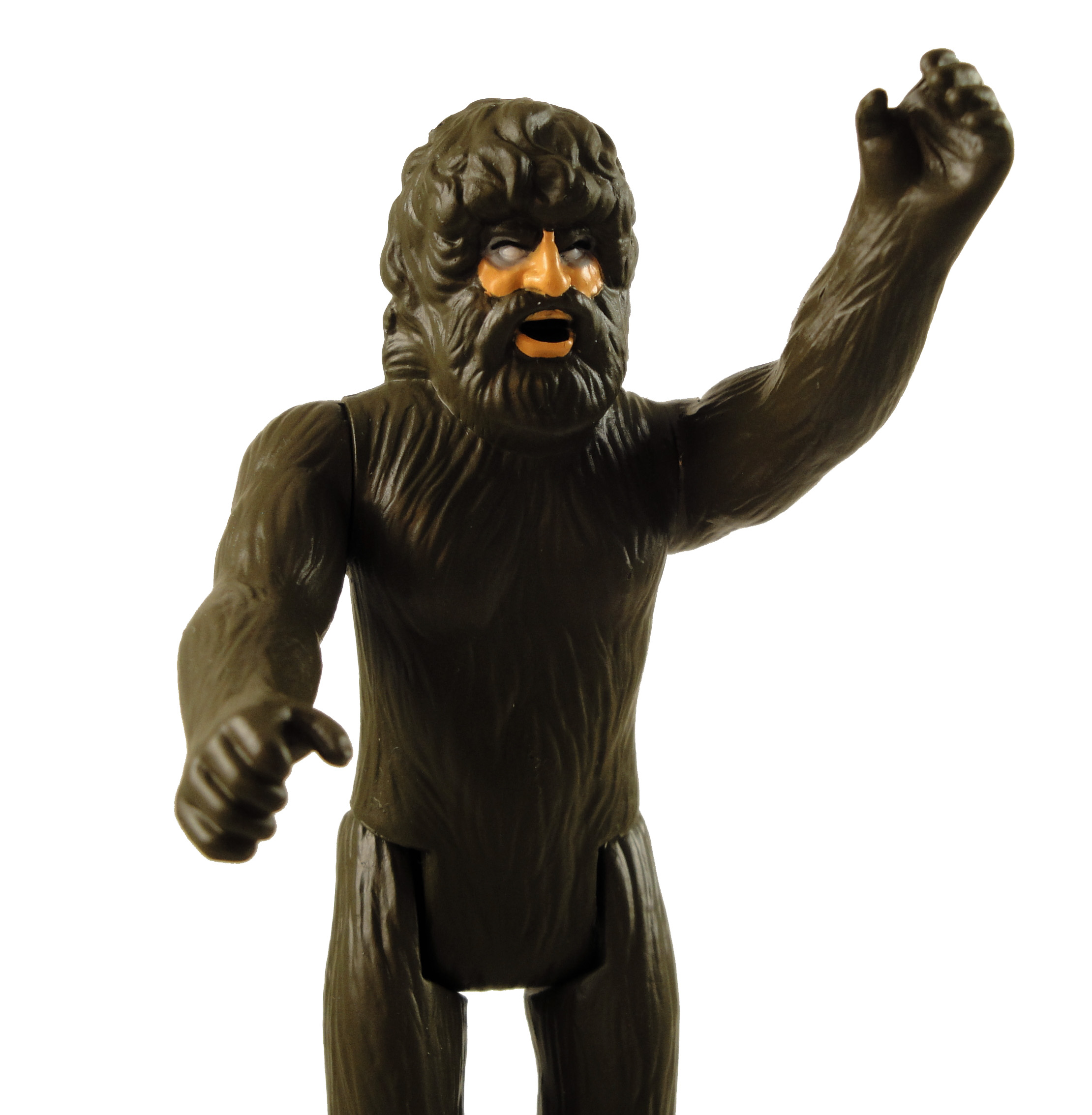 Bionic Bigfoot Is Very Scary Right Click Image To Enlarge