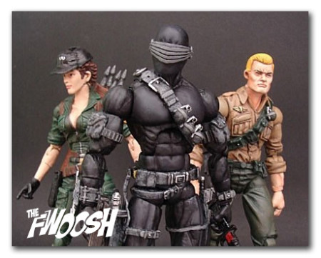 Spotted Online DisThunder Wishes For 6 Inch Scale GI Joe Action