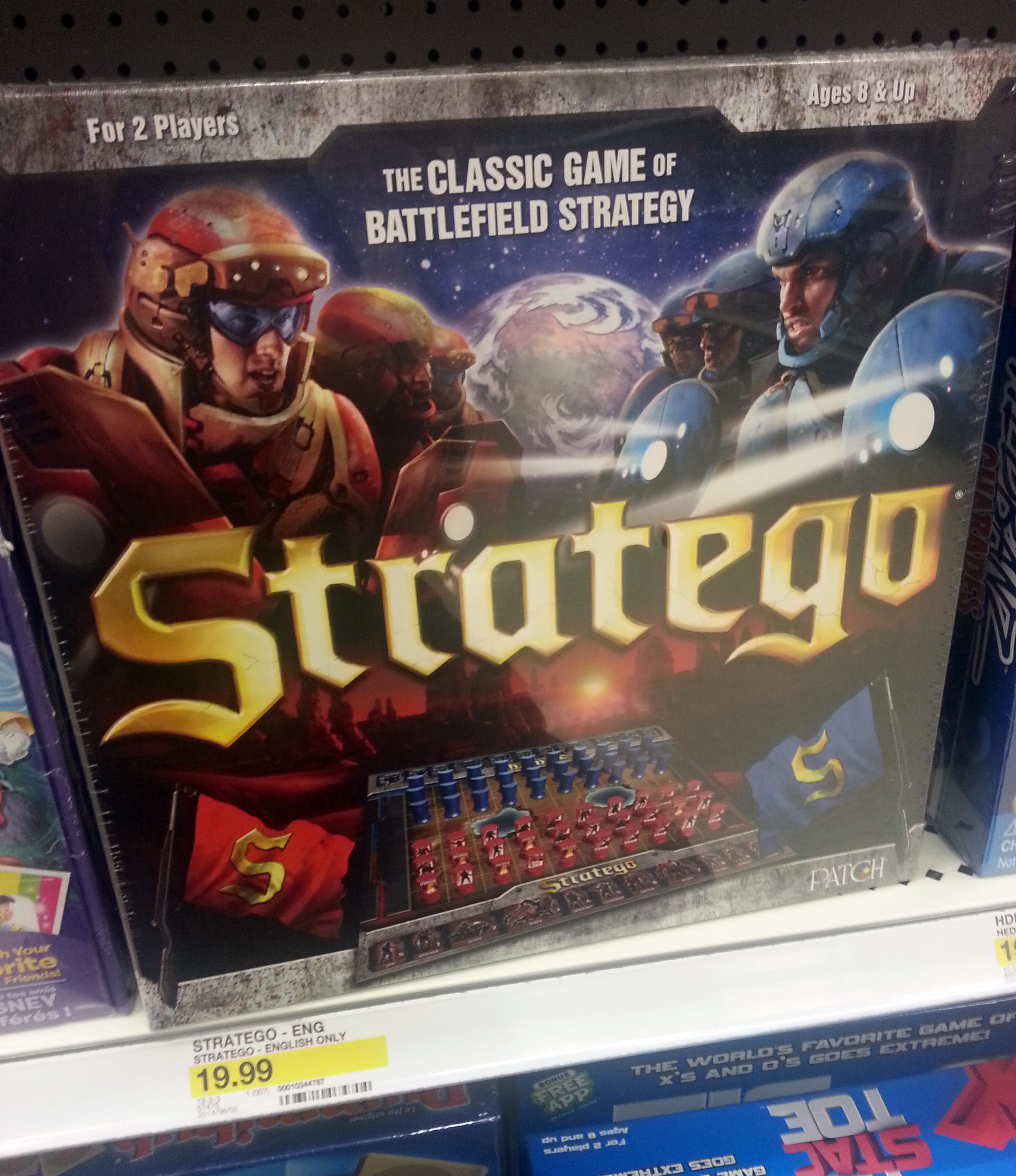 ca72840f Stratego Now with Patch Products