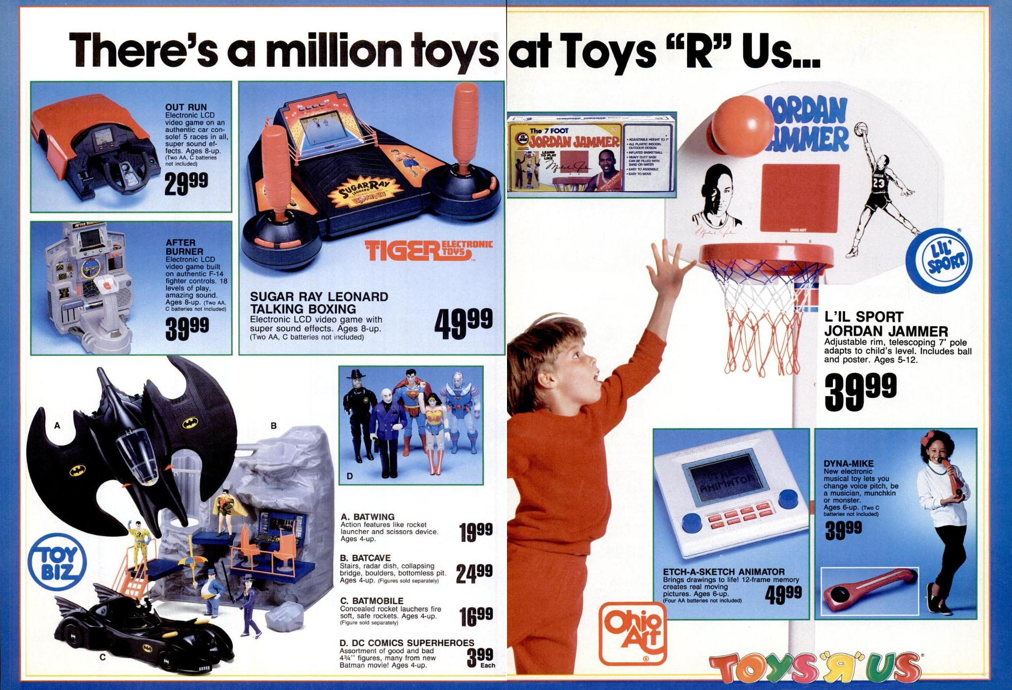 there s a million toys at toysrus in 1989. Black Bedroom Furniture Sets. Home Design Ideas