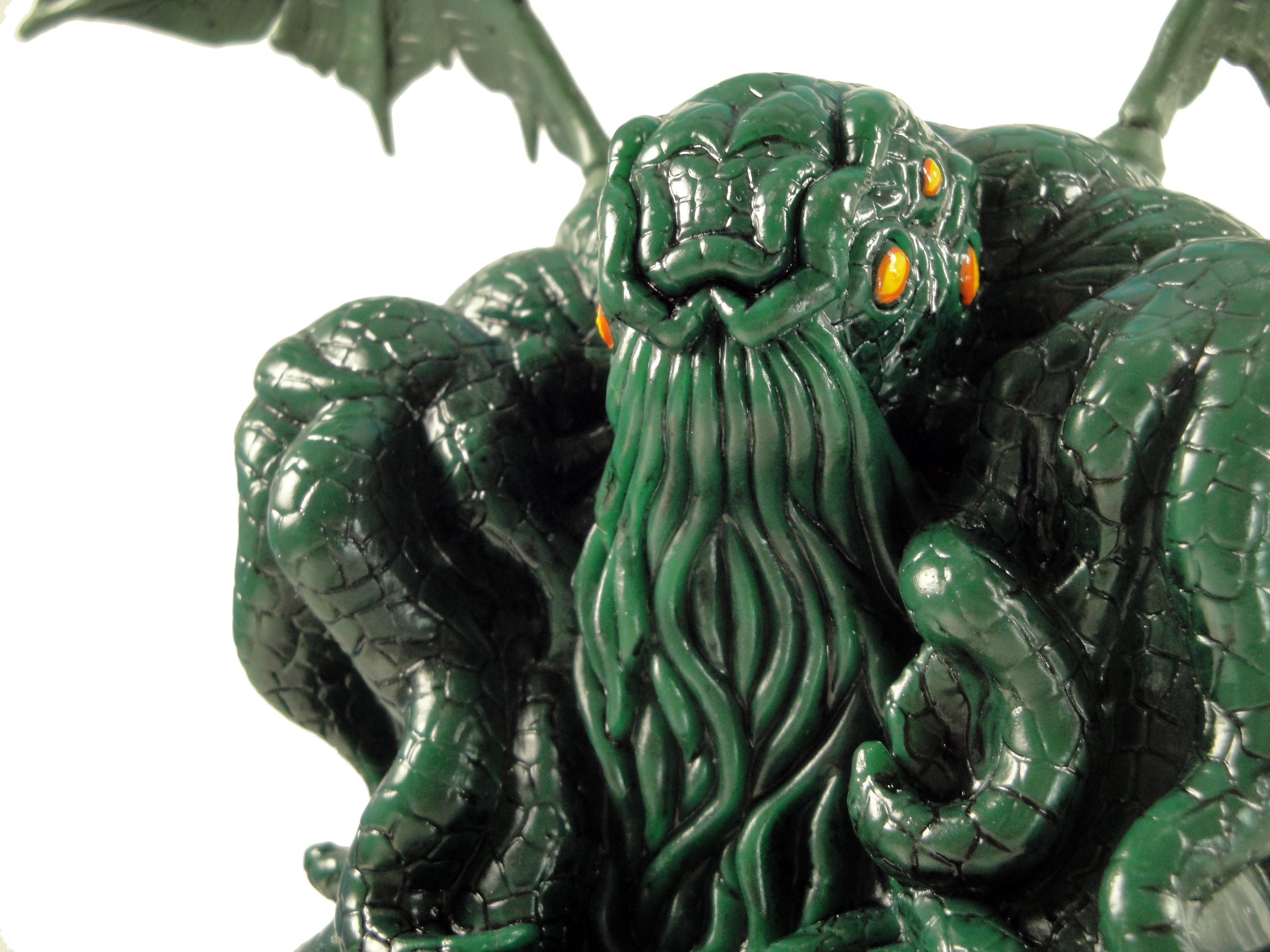 Cthulhu Pop Vinyl Emerald City Comicon 2016 Exclusives