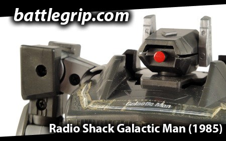 Review – Radio Shack Galactic Man (1985)