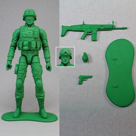 GI Joe Fans Here Are 6 Inch Scale Action Figures For Your Shelves
