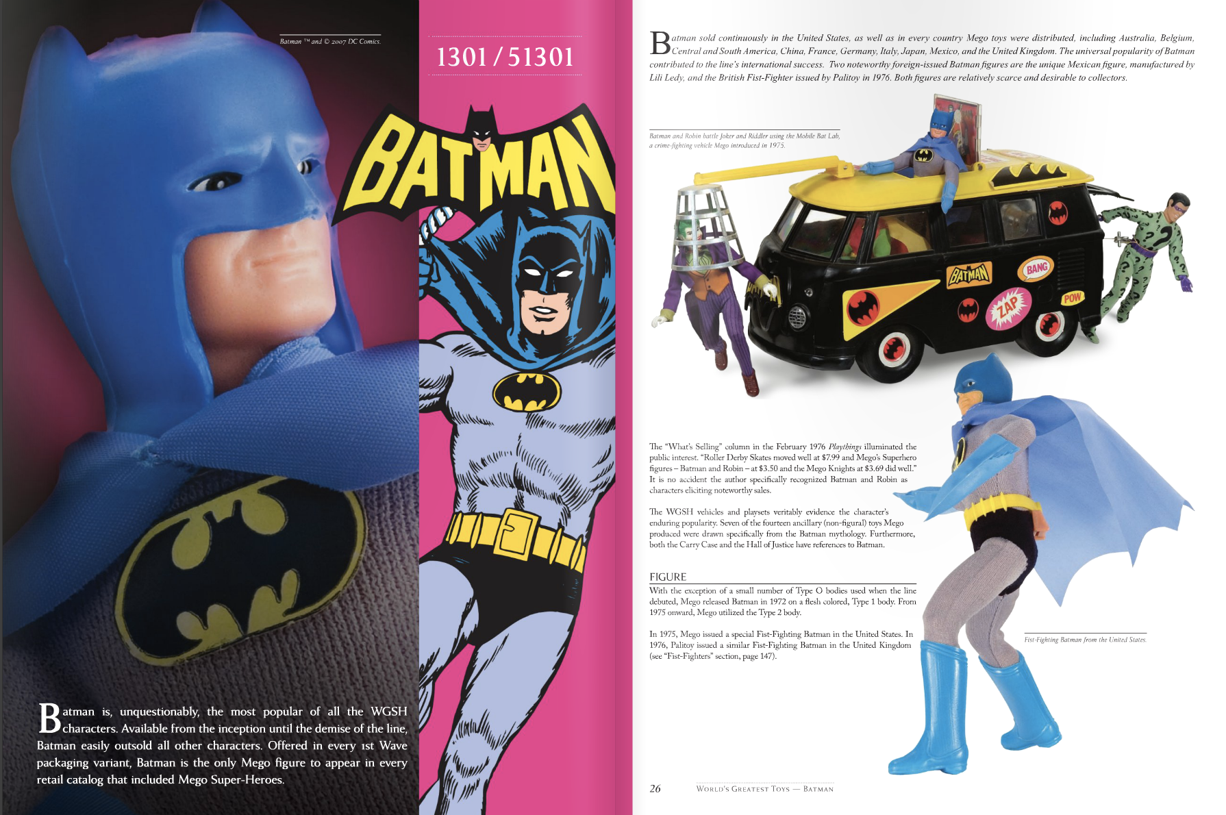 Mego 8″ Super-Heroes: World's Greatest Toys! Available in PDF