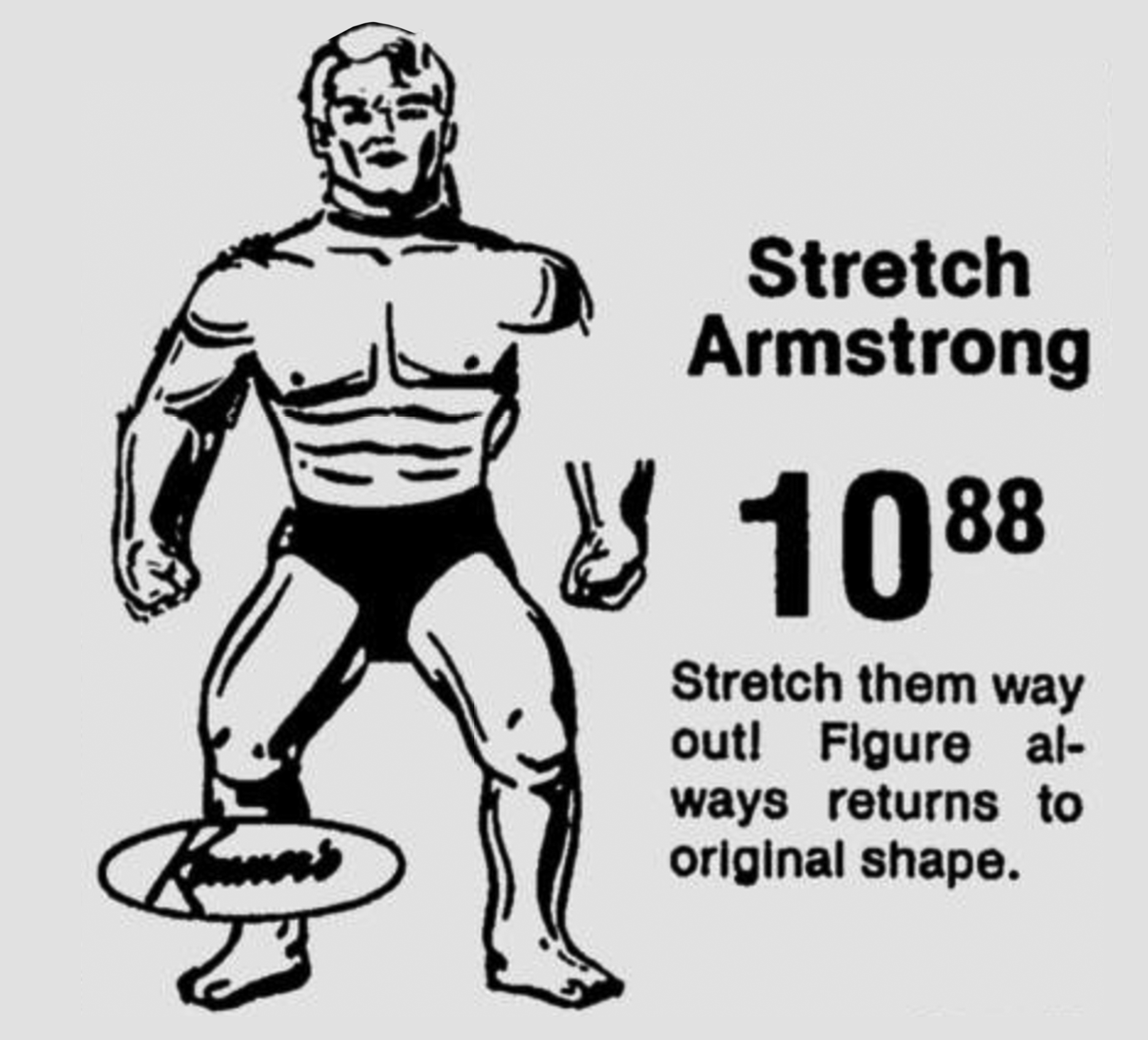 stretch armstrong reviews