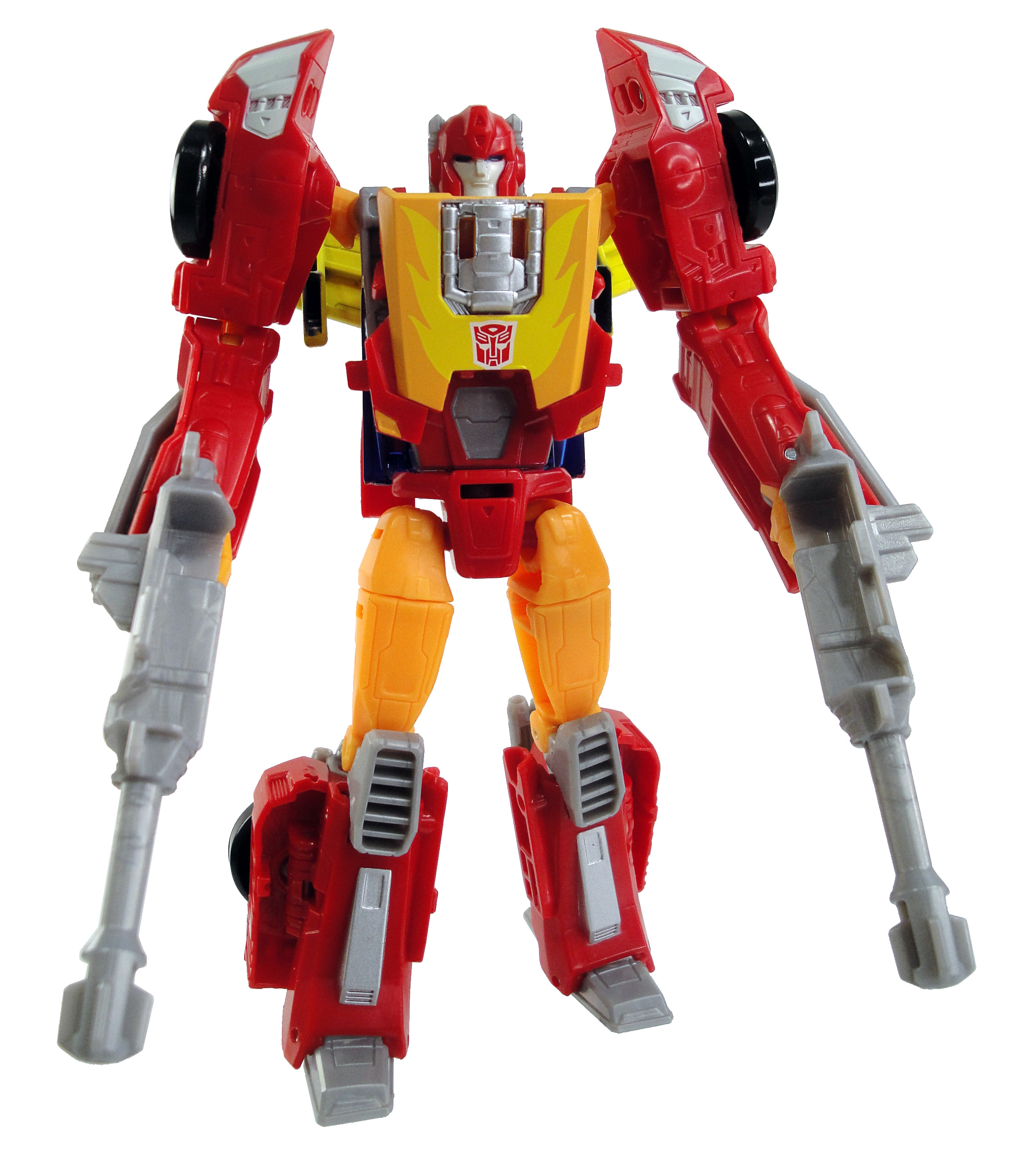 Review Transformers Titans Return Hot Rod