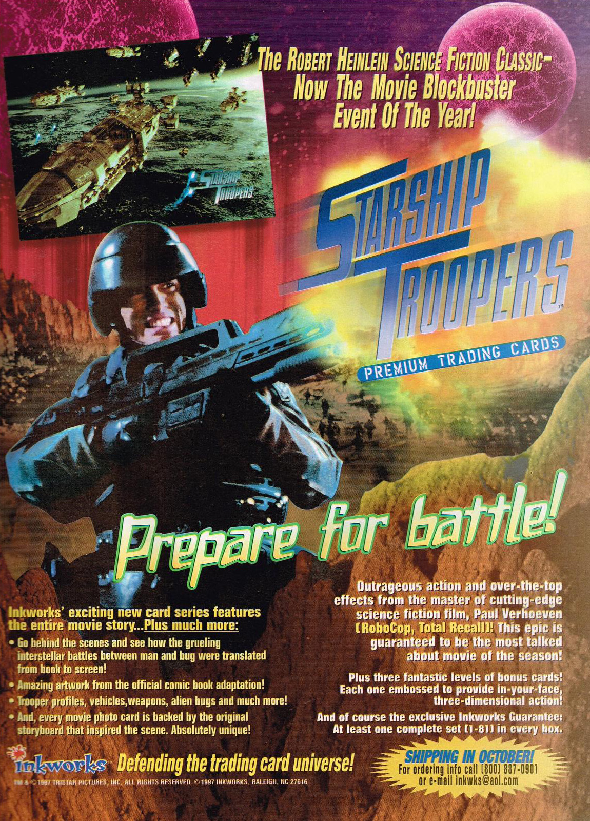 starship troopers avalon hill