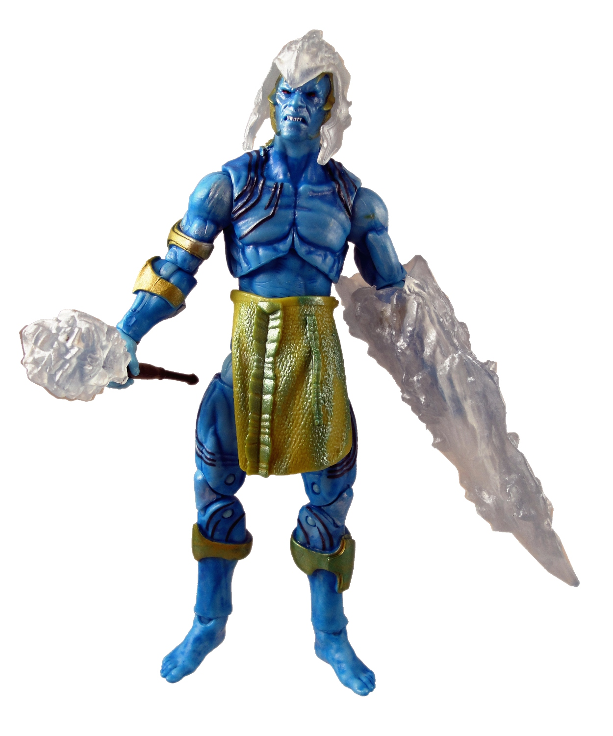 """3.75/"""" Marvel Universe Legends Thor Movie Invasion Frost Giant Action Figure"""