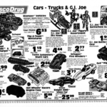 G.I. Joe Battlefield Accessories and Action Figures at Osco